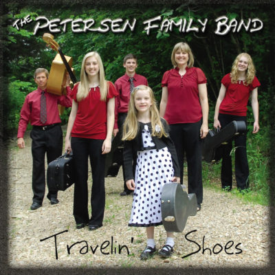 Travelin' Shoes Cover