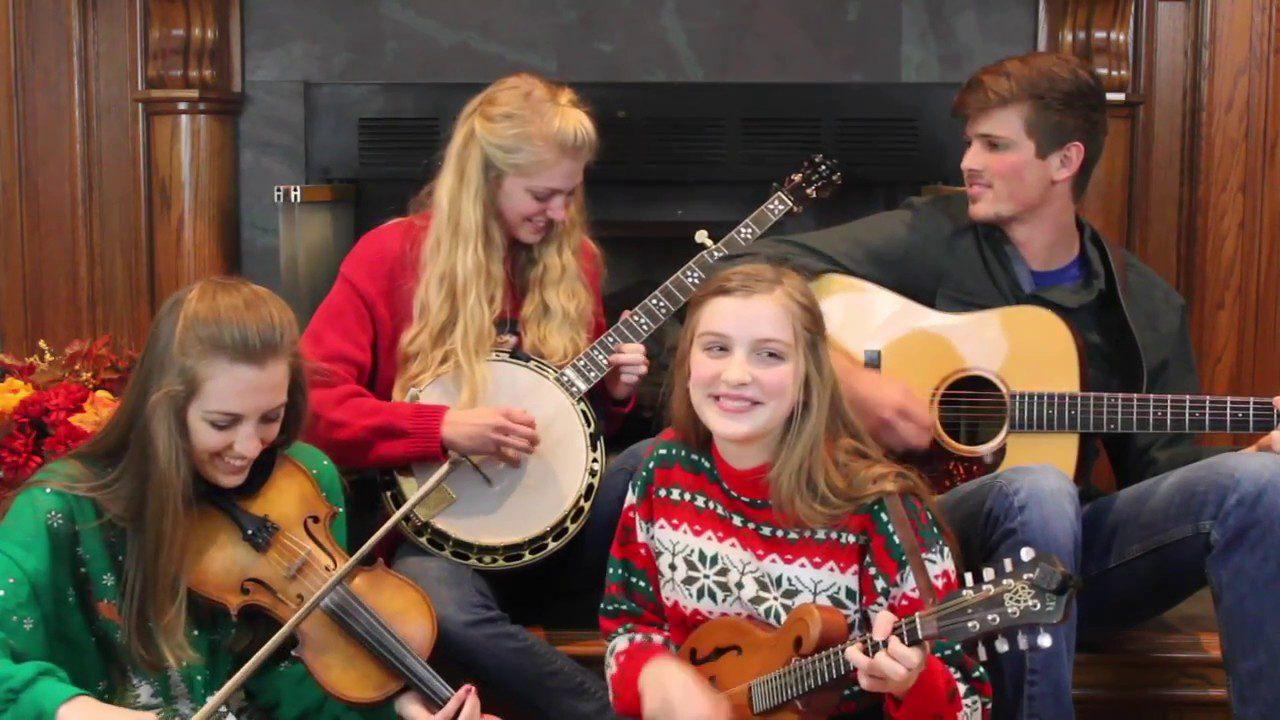 A Branson Bluegrass Christmas
