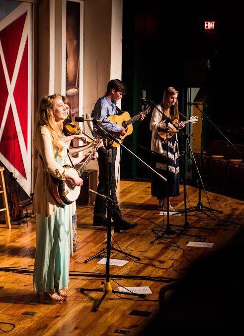 A Summer Full of Bluegrass