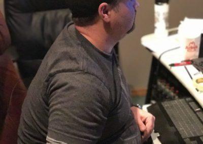 John Chapman producing the album