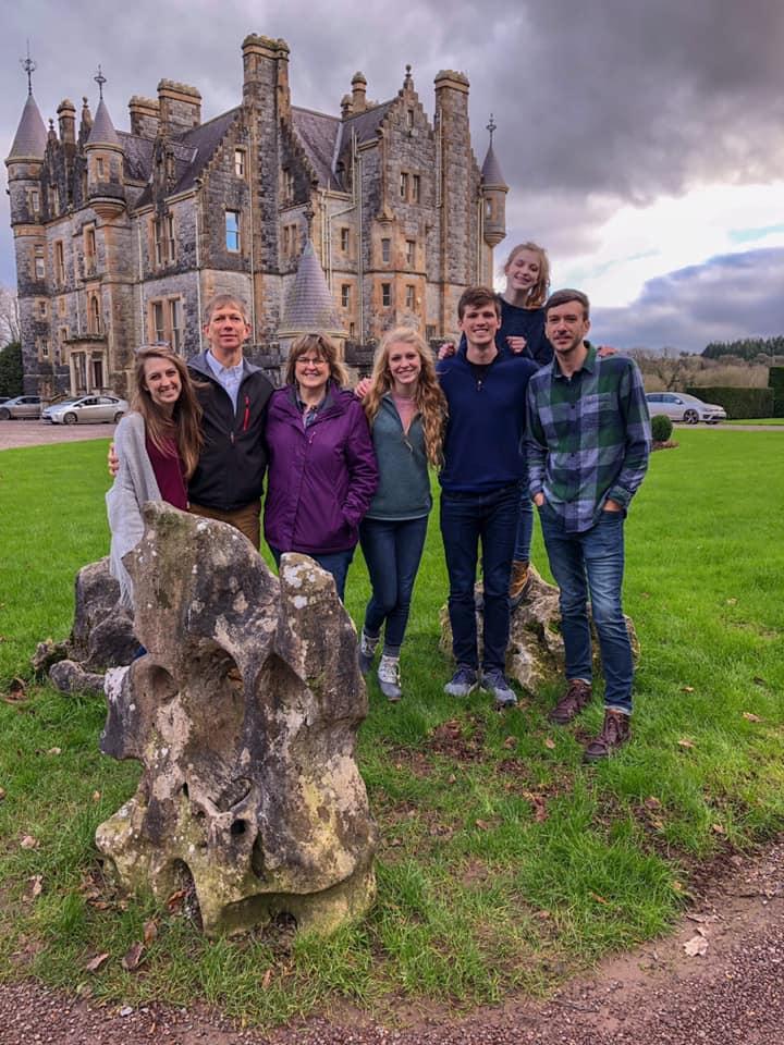 the petersens ireland tour 2019 blarney castle