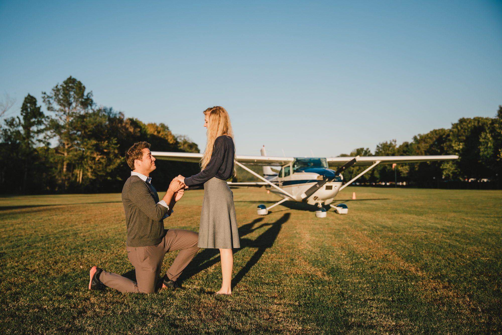 Ellen Petersen and Michael Haygood Celebrate Engagement