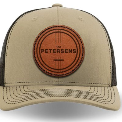 The Petersen merch hat